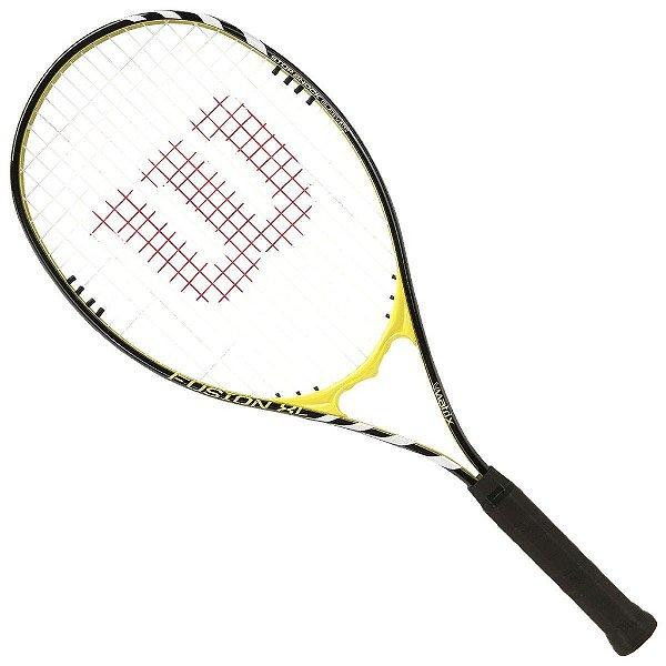 91159e28d0 Raquete de Tênis Wilson Fusion XL L2 - ShopSam - Artigos Esportivos ...