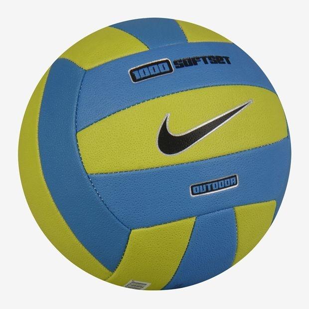 Bola Vôlei de Praia Nike 1000 Soft Set Azul