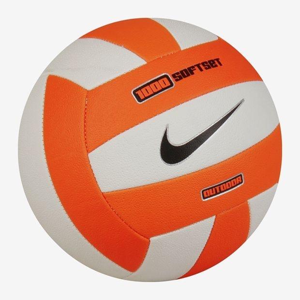 bfbf015b6 Bola Vôlei de Praia Nike 1100 Soft Set Laranja - ShopSam - Artigos ...