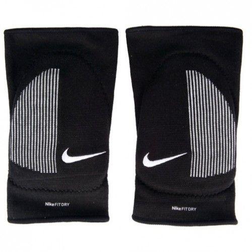 Joelheira Volei Nike Fit Dry Skinny Preto