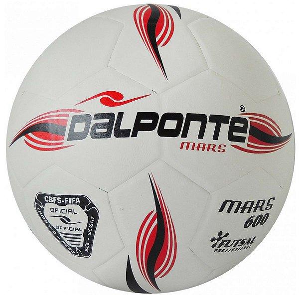 Bola Futsal Dalponte Mars 600 Branco