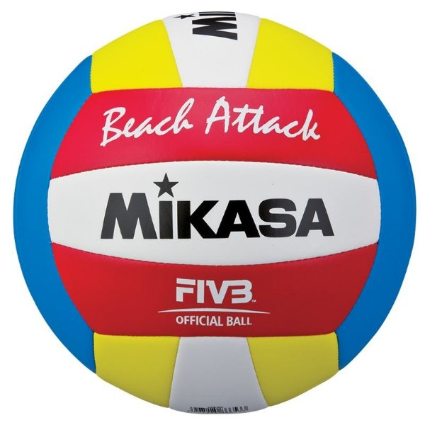 Bola Vôlei Mikasa Beach Attack Vxs-ba - ShopSam - Artigos Esportivos ... 154fbd7772f78