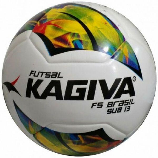 Bola Futsal Kagiva  F5 Brasil Pro Sub 13