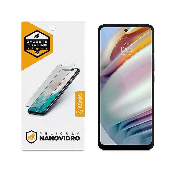 Película de Nano Vidro para Motorola Moto G40 Fusion - Gshield