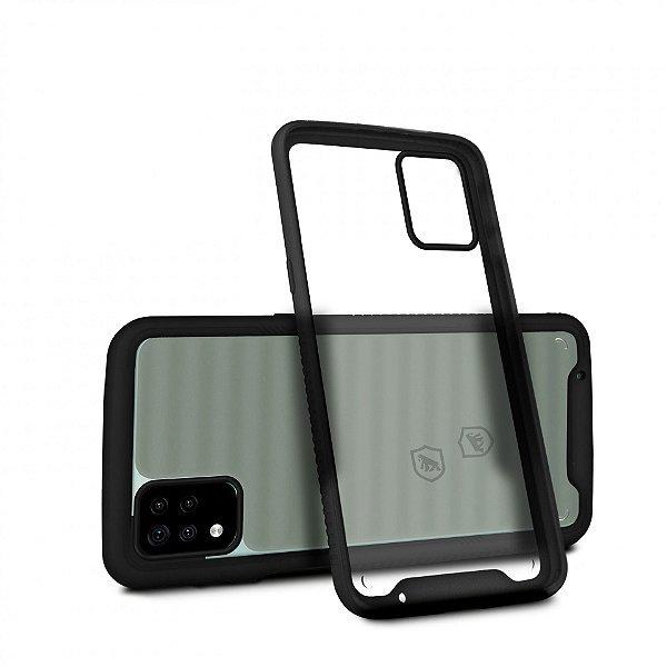 Capa Stronger Preta para LG K52 - Gshield