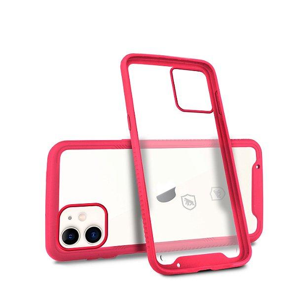 Capa Stronger Rosa para iPhone 12 - Gshield