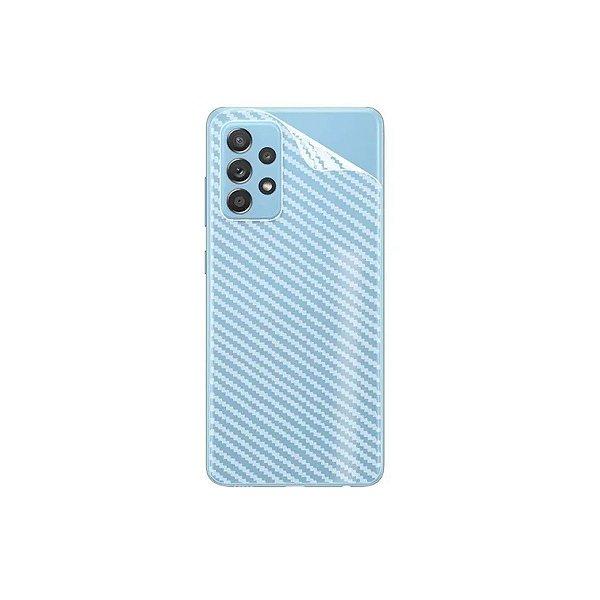 Película Traseira de Fibra de Carbono para Samsung Galaxy A52 - Gshield