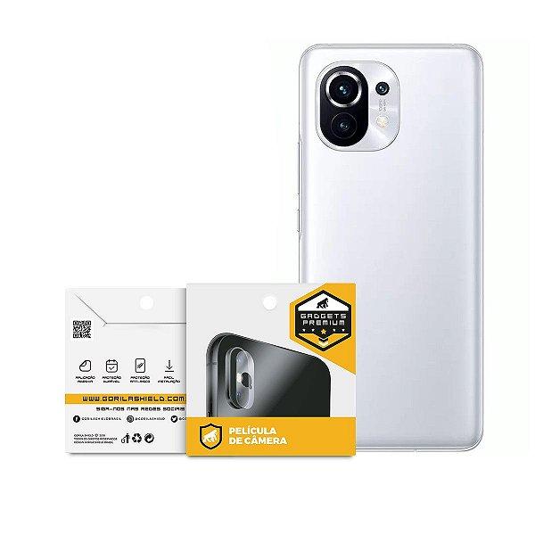 Película para Lente de Câmera para Xiaomi Mi 11 5G - Gshield