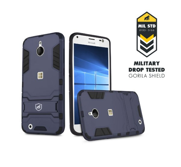 Capa Armor para Microsoft Lumia 850 - Gorila Shield