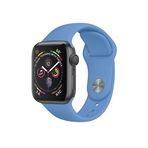 Pulseira Para Apple Watch 42mm / 44mm Ultra Fit - Azul - Gshield