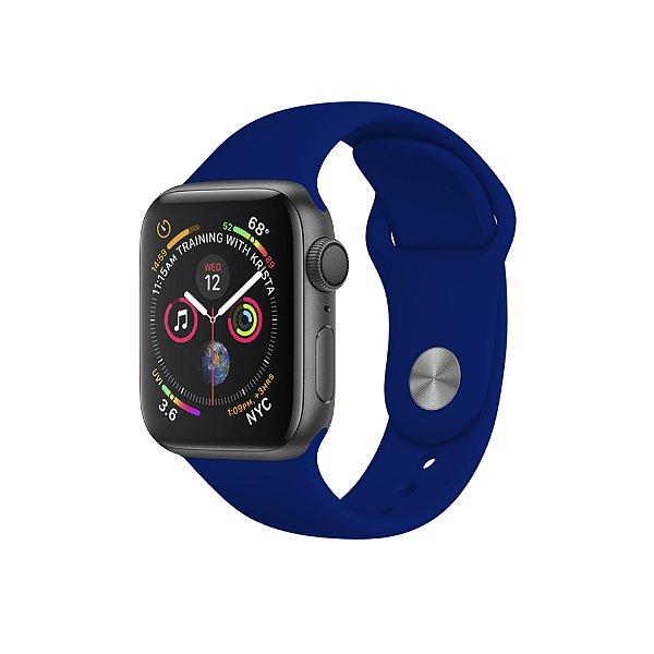 Pulseira Para Apple Watch 42mm / 44mm Ultra Fit - Azul Royal - Gshield