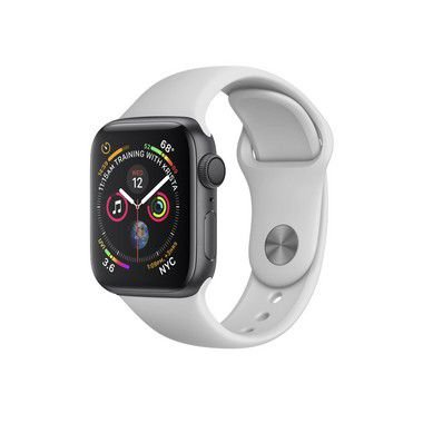 Pulseira Para Apple Watch 38mm / 40mm Ultra Fit - Branco - Gshield