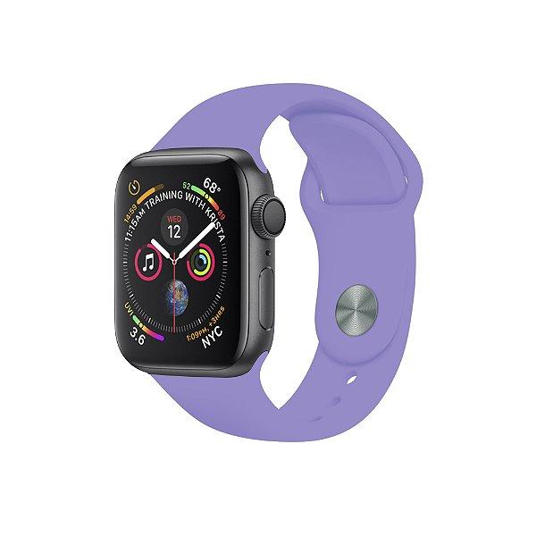 Pulseira Para Apple Watch 38mm / 40mm Ultra Fit - Lavanda - Gshield