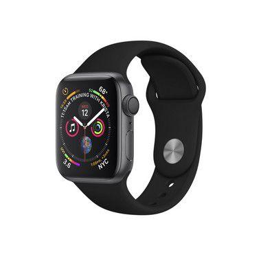 Pulseira Para Apple Watch 38mm / 40mm Ultra Fit - Preta - Gshield
