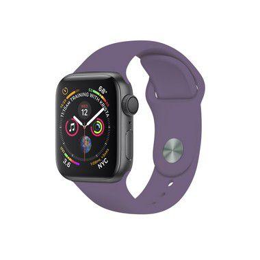Pulseira Para Apple Watch 38mm / 40mm Ultra Fit - Violeta - Gshield