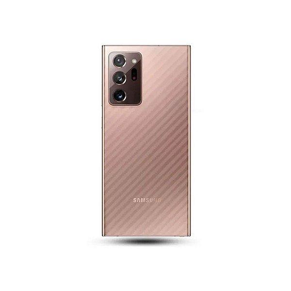 Película Traseira de Fibra de Carbono para Samsung Galaxy Note 20 - Gshield