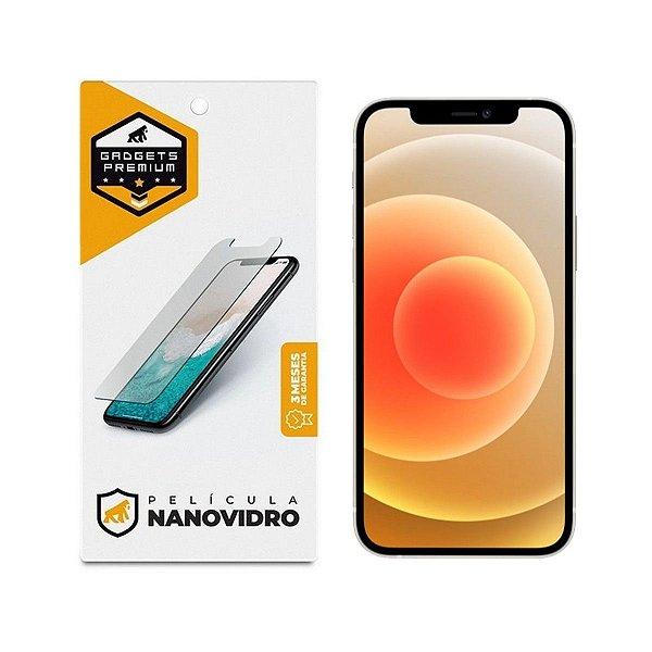 Película de Nano Vidro para iPhone 12 Mini - Gshield