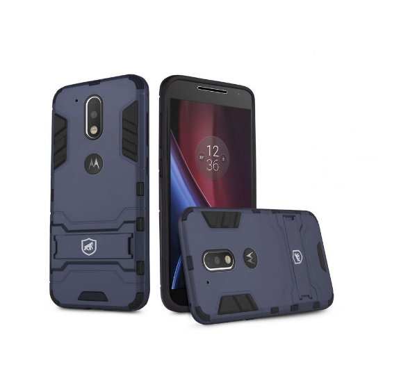 Capa Armor para Motorola Moto G4 Plus - Gshield