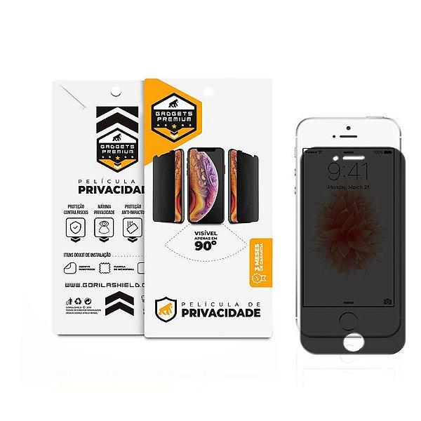 Película Privacidade para iPhone 5 - 5C , 5S e Se - Gshield