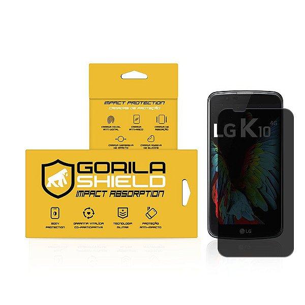 Película Privacidade para LG K10 - Gshield