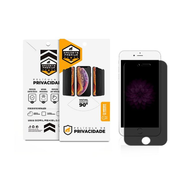 Película Privacidade para iPhone 6 Plus e iPhone 6S Plus - Gshield