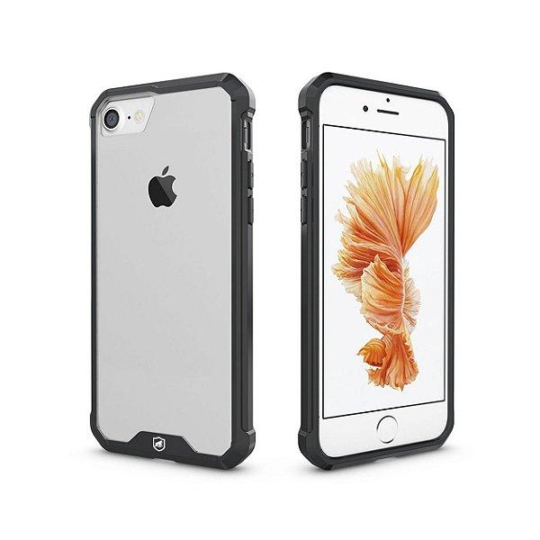 Capa Ultra Slim Air Preta para Iphone 7 e 8 - Gorila Shield
