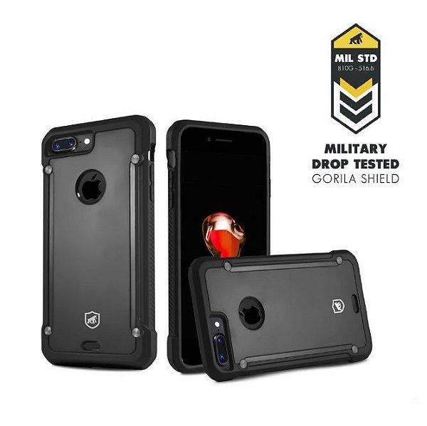 Capa Black Shield para Iphone 7 Plus / 8 Plus - Gorila Shield