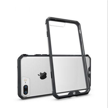 Capa Ultra Slim Air Preta para Iphone 7 Plus / 8 Plus - Gorila Shield