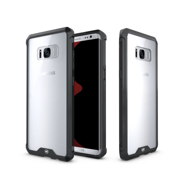Capa Ultra Slim Air Preta para Samsung Galaxy S8 Plus - Gorila Shield