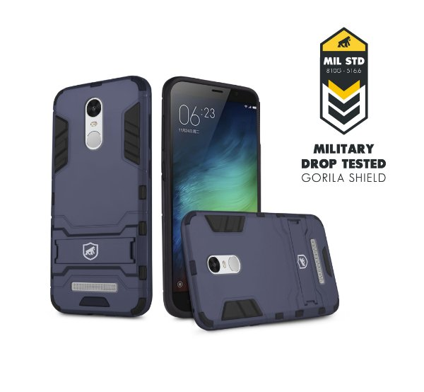 Capa Armor para Xiaomi Redmi Note 3 - Gorila Shield