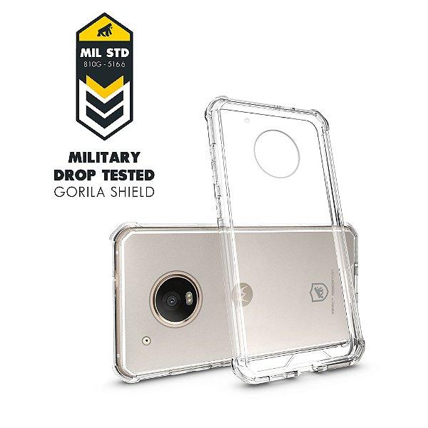 Capa para Motorola Moto G5 Plus - Ultra Clear - Gorila Shield