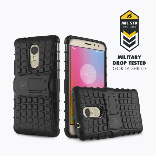 Capa D-Shield para Lenovo Vibe K6 Plus - Gorila Shield