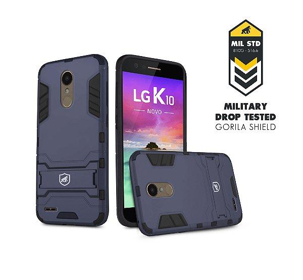 Capa Armor para LG K10 2017 - Gorila Shield