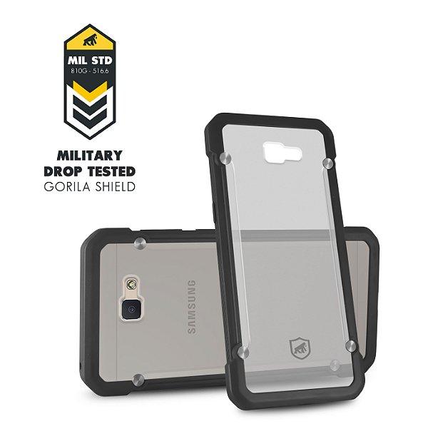 Capa Grip Shield para Samsung Galaxy J7 Prime - Gorila Shield