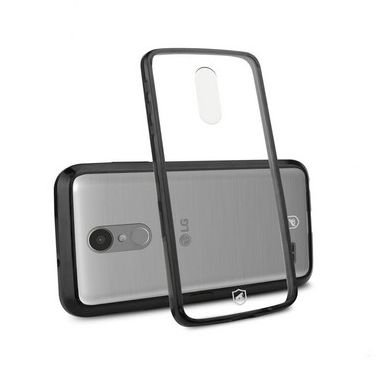 Capa Ultra slim Air Preta para LG K10 Pro - Gshield