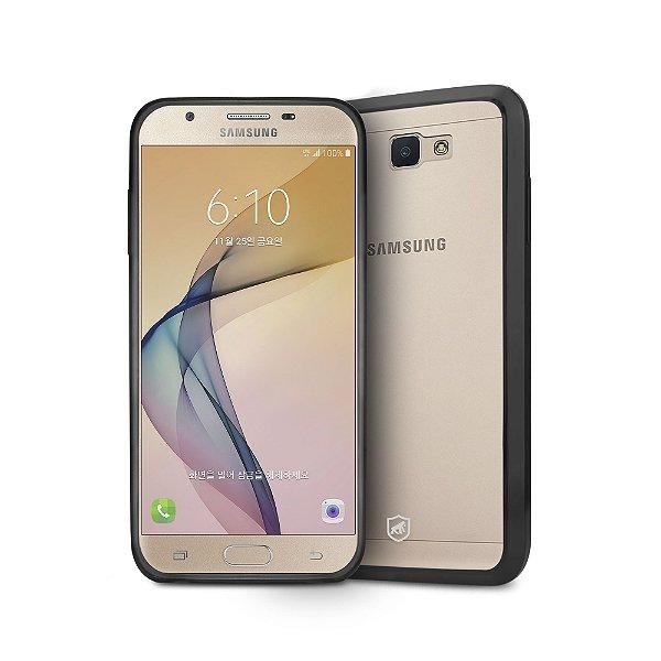 Capa Ultra slim Air Preta para Samsung Galaxy J5 Prime - Gorila Shield