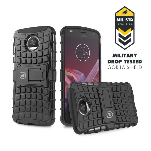 Capa D-Shield para Motorola Moto Z2 Play - Gorila Shield