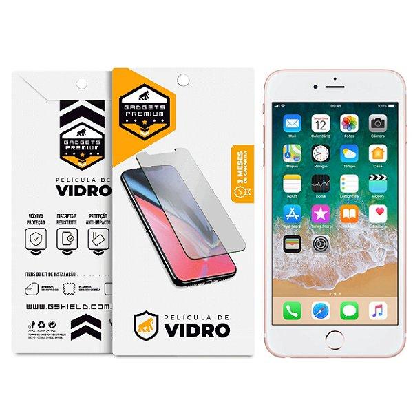 Película de Vidro Dupla para iPhone 6 Plus e 6s Plus - Gshield