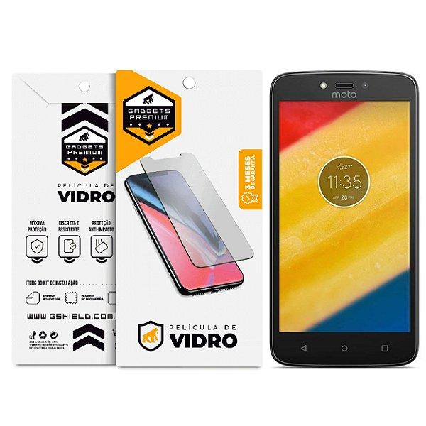 Película de Vidro Dupla para Motorola Moto C Plus - Gshield