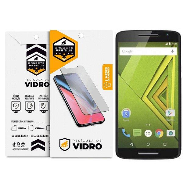 Película de Vidro Dupla para Motorola Moto X Play - Gshield