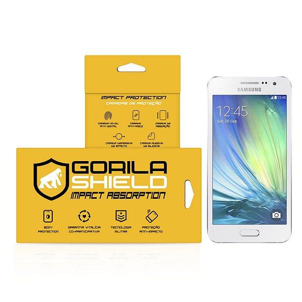 Película de Vidro Dupla para Samsung Galaxy A3 - Gorila Shield
