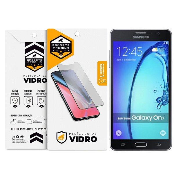 Película de Vidro Dupla para Samsung Galaxy ON7 - Gshield