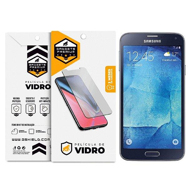 Película de Vidro Dupla para Samsung Galaxy S5 New Edition - Gshield