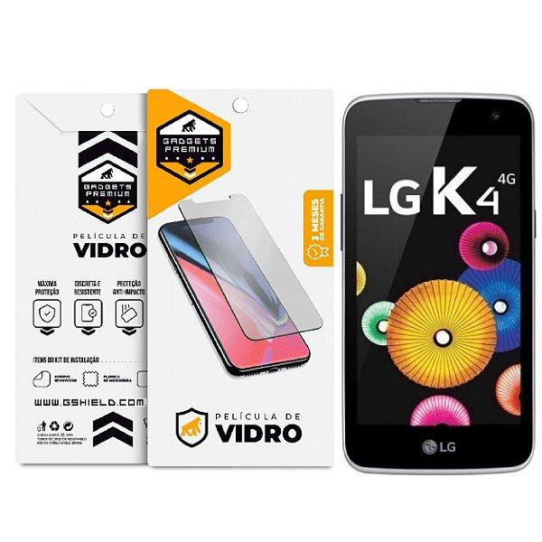 Película de Vidro Dupla para LG K4 - Gshield