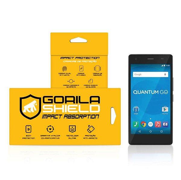 Película de Vidro Dupla para Quantum GO - Gorila Shield