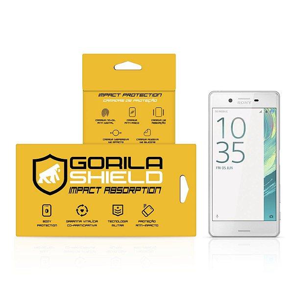 Película de Vidro Dupla para Sony Xperia X - Gorila Shield