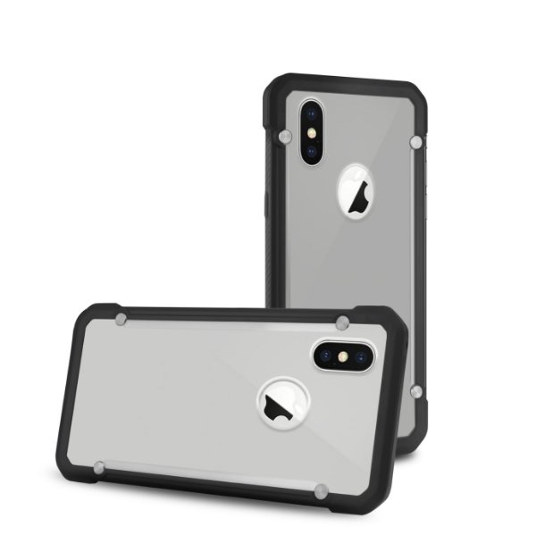 Capa Grip Shield para iPhone X e XS - Gshield