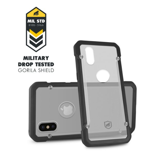 Capa Grip Shield para Iphone X e XS - Gorila Shield