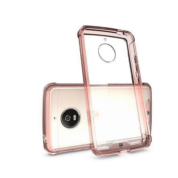 Capa Ultra Slim Air Rosa para Motorola Moto G5S - Gshield