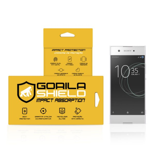 Película de Vidro Dupla para Sony Xperia X2 Premium - Gorila Shield